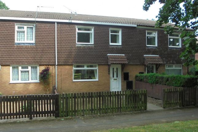 Thumbnail Terraced house to rent in Swaledale Court, Alvaston, Derby.
