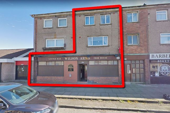 Thumbnail Commercial property for sale in 9, Aitchison Street Wilsons Arms Pub, Airdrie ML60Da