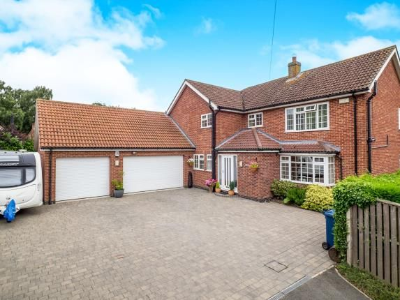 Thumbnail Detached house for sale in Well Lane, Upper Broughton, Melton Mowbray, Leicestershire
