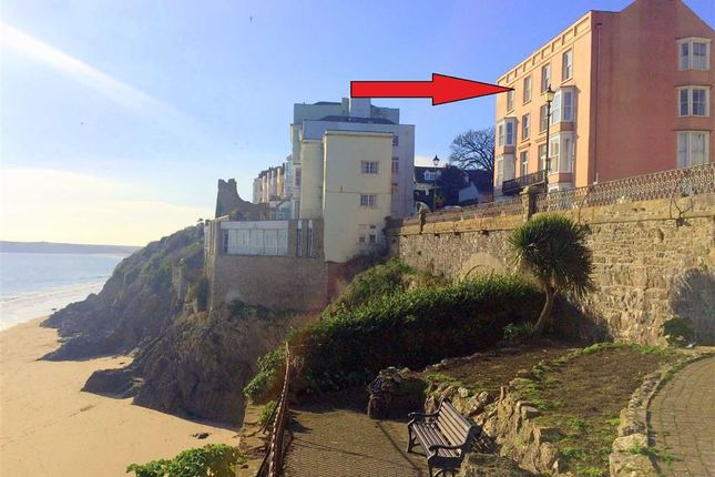 Thumbnail Flat for sale in The Paragon, Tenby