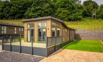 2 bed mobile/park home for sale in Gorse Hill Caravan And Lodge Park, Trefriw Road, Conwy