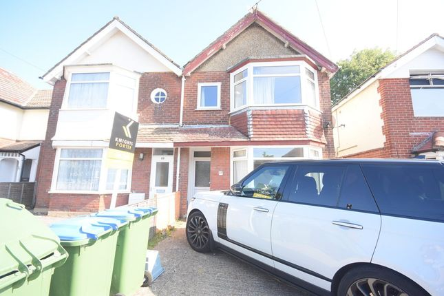 Thumbnail Semi-detached house for sale in Langhorn Road, Southampton, Hampshire