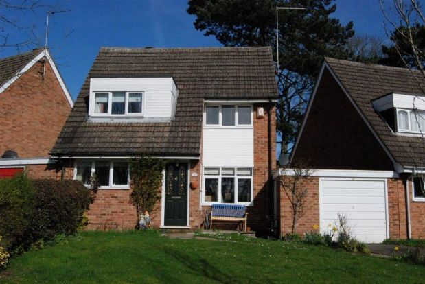 Thumbnail Detached house for sale in Gloucester Close, Weedon, Northampton