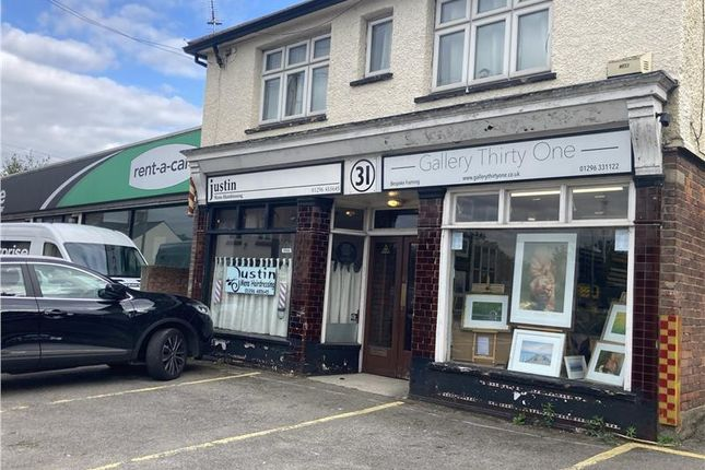 Thumbnail Retail premises to let in Retail Unit At 31B Stoke Road, Aylesbury, Buckinghamshire