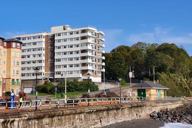 Thumbnail Flat for sale in Seabank, The Esplanade, Penarth