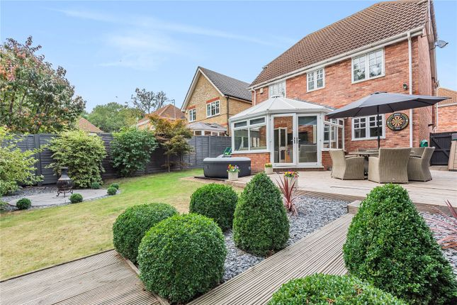 Thumbnail Detached house for sale in Holly Gardens, Bexleyheath, Kent