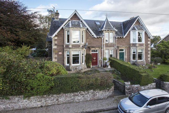 Thumbnail Flat for sale in Sherwood, Rectory Road, Crieff