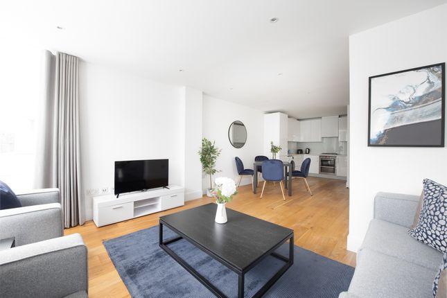 Thumbnail Flat to rent in 10 Jamestown Road, London