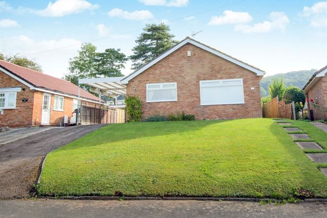 Thumbnail Detached bungalow for sale in Fairview Close, Wyesham, Monmouth
