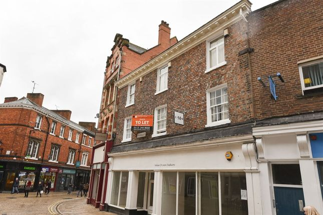 Thumbnail Flat for sale in Feasegate, Off Parliament Square, York