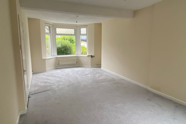 Thumbnail Terraced house to rent in Bryn Crescent, Brynithel, Abertillery