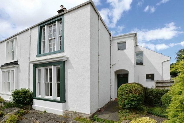 Thumbnail Semi-detached house for sale in Chapel Place, Dollar, Clackmannanshire