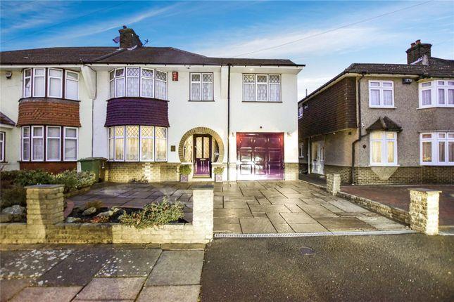 4 bed semi-detached house for sale in Keswick Road, Bexleyheath, Kent DA7