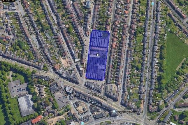 Thumbnail Land for sale in Bective Works, Bective Road/Yelvertoft Road, Northampton