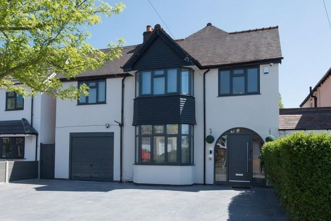 5 bed detached house to rent in Cremorne Road, Four Oaks, Sutton Coldfield B75