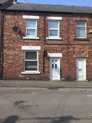 Thumbnail Terraced house to rent in Poplar Street, South Moor, Stanley, County Durham
