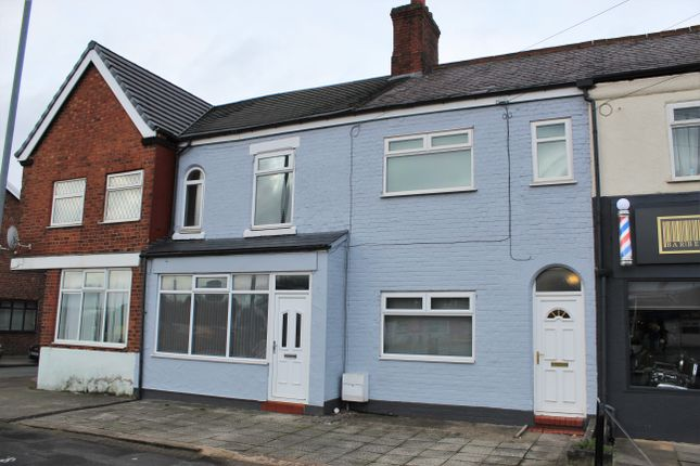 Thumbnail Terraced house for sale in Manchester Road, Northwich