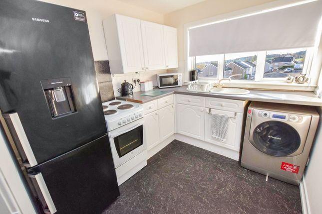 Kitchen of Currieside Avenue, Shotts ML7
