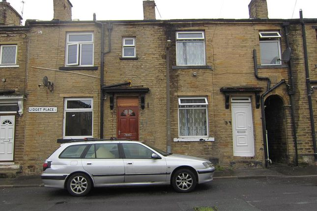 Thumbnail Terraced house to rent in Lidget Place, Bradford, Bradford