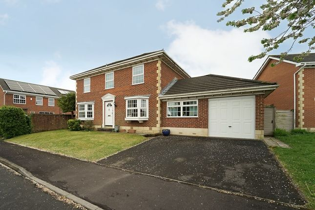 Thumbnail Detached house for sale in Carre Gardens, Worle, Weston-Super-Mare