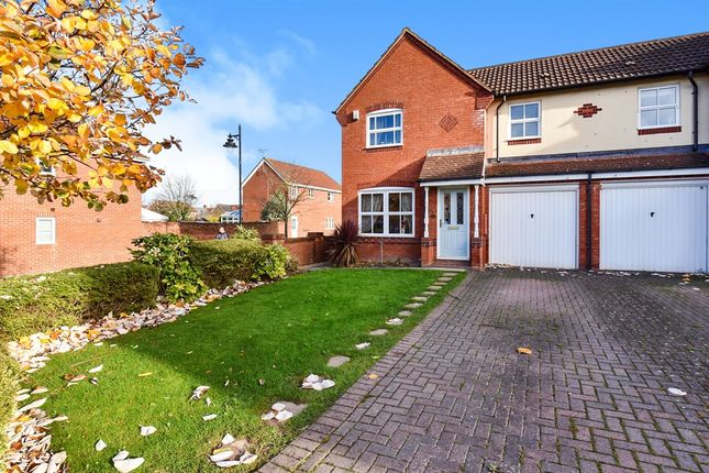3 bed semi-detached house for sale in Graham Way, Cotford St. Luke, Taunton