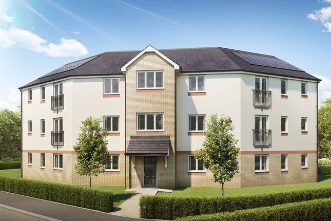 "Thumbnail Flat for sale in ""The Teviot"" at Craigmuir Way, Bishopton"