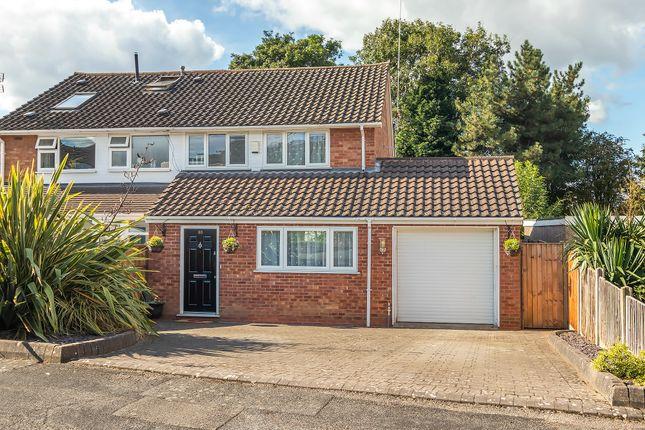 4 bed semi-detached house for sale in Longmeadow Road, Walsall WS5