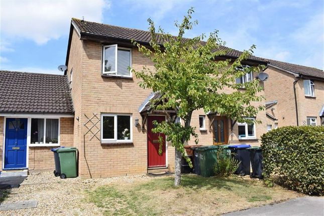 Thumbnail Terraced house for sale in Monks Way, Chippenham, Wiltshire