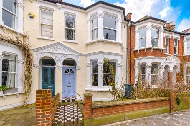 Thumbnail Terraced house for sale in Whitehall Gardens, Chiswick, London