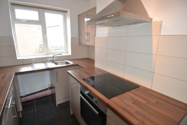 Thumbnail Flat to rent in Factory Street, Loughborough