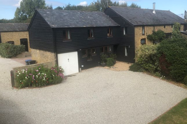 Thumbnail Barn conversion to rent in Ash, Canterbury