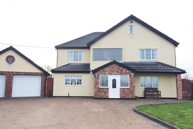 Thumbnail Detached house for sale in Plex Lane, Halsall, Ormskirk, .
