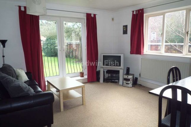 Thumbnail Flat to rent in Lancaster Road, Didsbury, Manchester