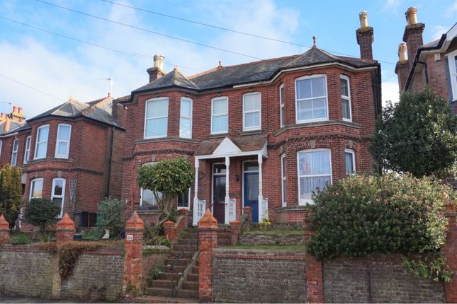 Thumbnail Semi-detached house for sale in Holliers Hill, Bexhill-On-Sea