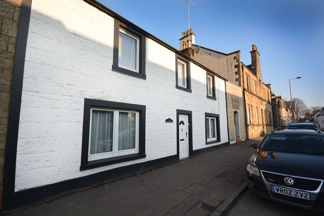 Thumbnail Terraced house for sale in Victoria Court, Main Street, Callander
