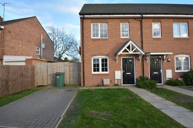 Thumbnail Property to rent in Windsor Avenue, Walton, Peterborough