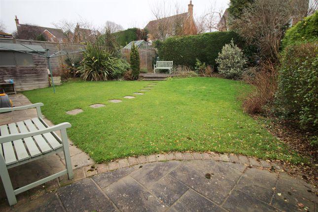 Rear Garden of Mayflower Close, Maidenbower, Crawley RH10