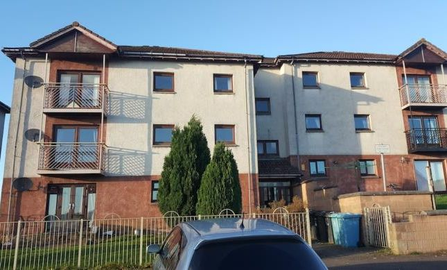 Thumbnail Flat to rent in Calder Glen Courts, Mull, Airdrie