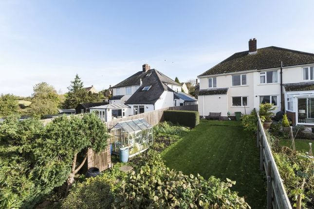 Thumbnail Semi-detached house for sale in North Street, Norton St Philip, Near Bath