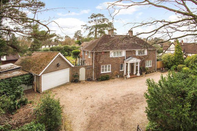 Thumbnail Detached house for sale in Fir Tree Lane, West Chiltington, West Sussex