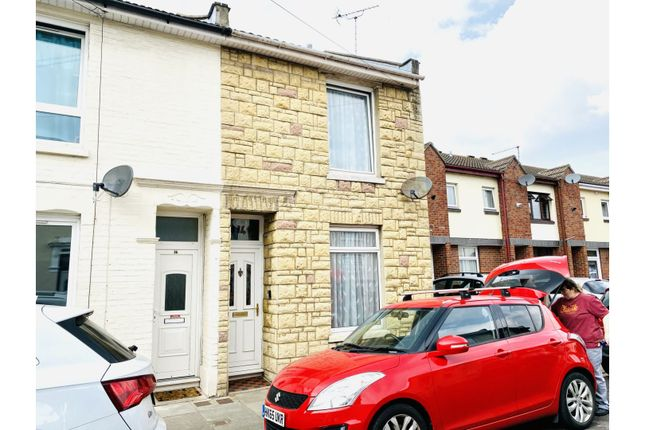2 bed end terrace house for sale in Ariel Road, Portsmouth PO1