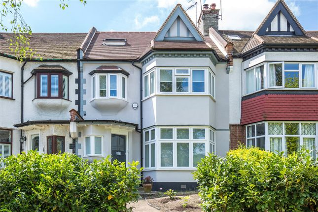 Thumbnail Terraced house for sale in Priory Road, Crouch End, London