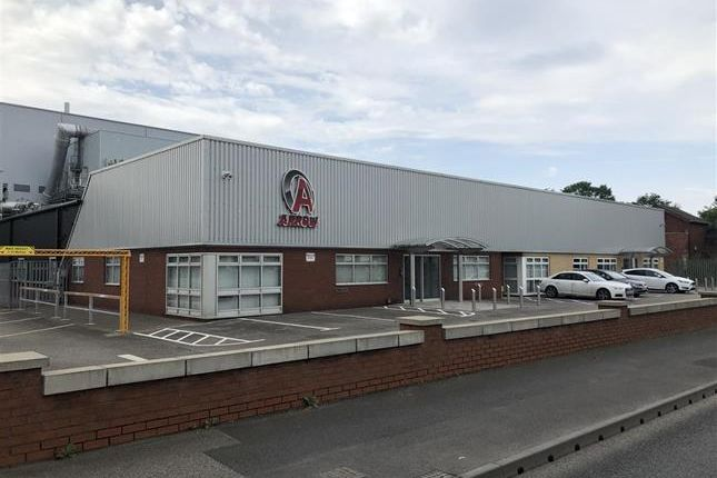 Thumbnail Light industrial to let in Arrow Industrial Premises, Hedon Road, Hull, East Yorkshire
