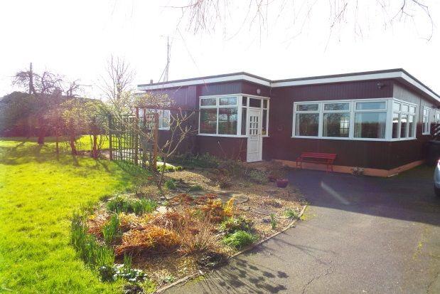Thumbnail Bungalow to rent in Seaford Lane, Naunton Beauchamp, Pershore
