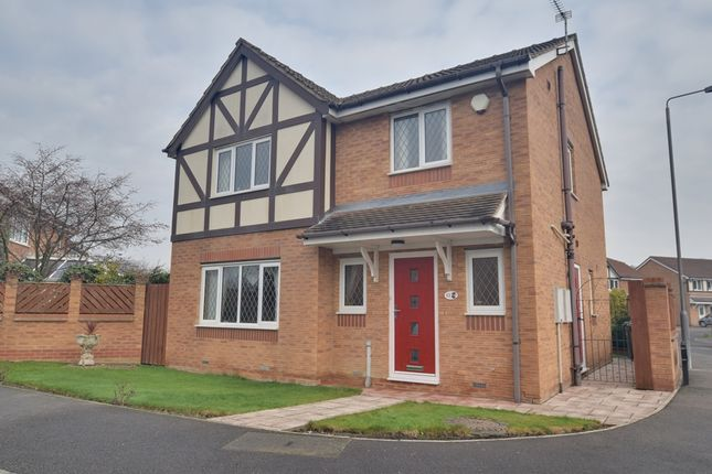 Thumbnail Detached house for sale in Woburn Way, Normanton, West Yorkshire