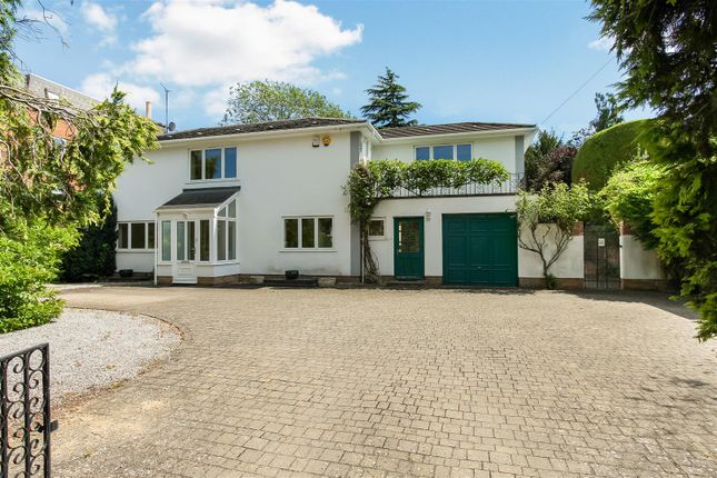 Thumbnail Detached house for sale in Christ Church Road, Cheltenham