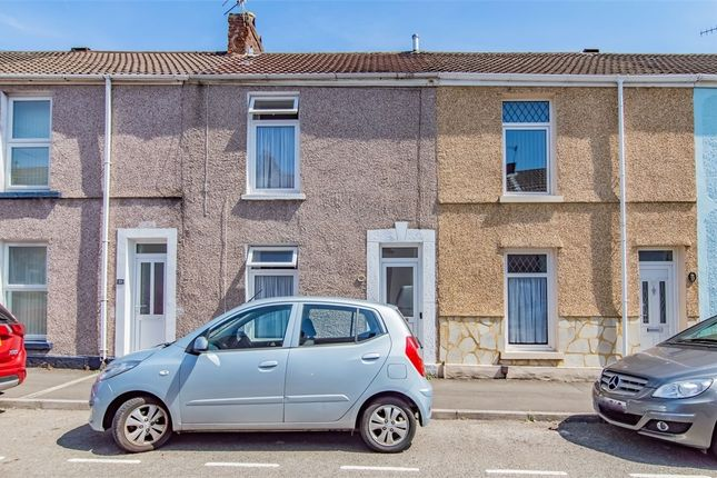 Thumbnail 2 bed terraced house for sale in Catherine Street, Swansea, West Glamorgan