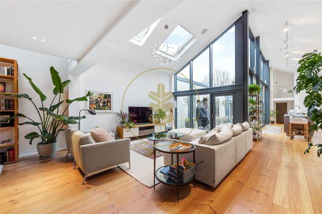 Thumbnail Detached house to rent in Atelier, Goldhurst Terrace, South Hampstead, London