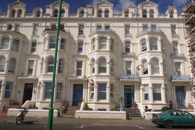 Thumbnail Flat to rent in Mooragh Promenade, Ramsey