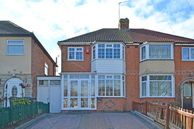 Thumbnail Semi-detached house for sale in Ryde Park Road, Rednal, Birmingham